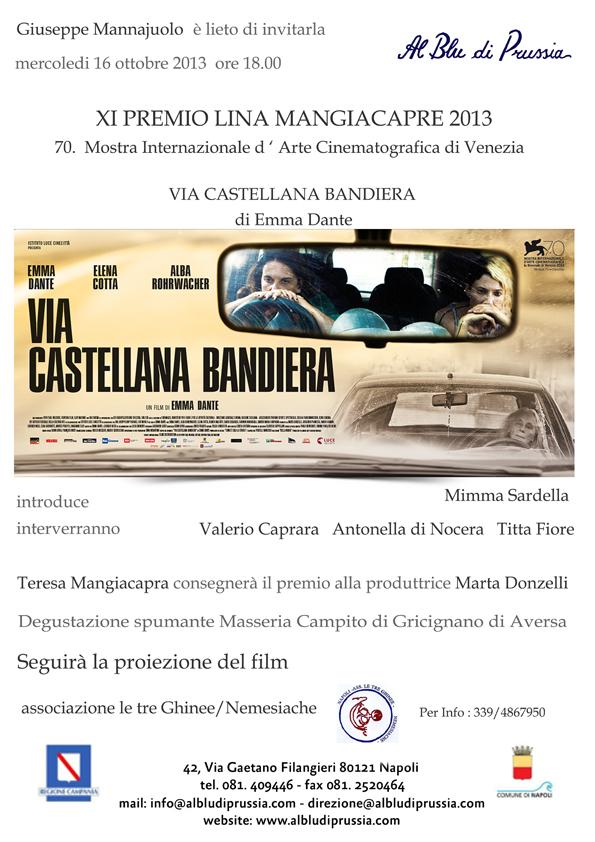 Premio Lina Mangiacapre